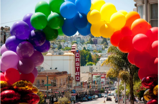 America's 'Gayborhoods' Are a Lot More Expensive, a Lot Less Gay